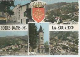 1 - NOTRE-DAME-DE-LA-ROUVIERE - ( 5 VUES ) - Notre-Dame-de-la-Rouvière