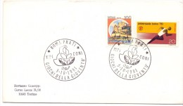 ROMA   PRATI GIOCHI DELLA GIOVENTU' 1981  CONI       (M160114) - Giochi Olimpici
