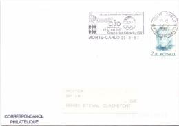 MONTE CARLO  MONACO  CIO 1997      (M160116) - Giochi Olimpici