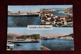 Souvenir De PORT VENDRES - Port Vendres