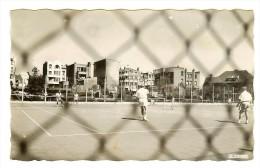 Cigogne 59.107.48 - Bray-Dunes, Les Tennis- Verso Semeuse Lignée, Flamme Pour Paris Mettez Le N° De L'arrondissement - Bray-Dunes