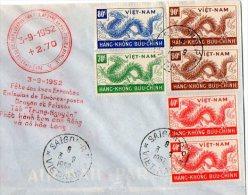 TB 945 - LSC - Lettre OB SAIGON -  Participation Du VIET NAM à L´Exposition Pan.Asienne De Philatelie à MANILLE - Viêt-Nam