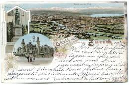 SUISSE(ZURICH) GRUSS - ZH Zurich