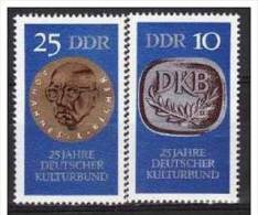 LOTE 448  ///  ALEMANIA DDR 1970  -  YVERT Nº: 1270/71  MNH**          LIQUIDATION!!!!!!!!! - Unused Stamps