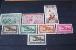Timbres Des Colonies Francaises  Somalis   PA ** /*  N° 20/21/22...1/2/7/17/18..... - Posta Aerea