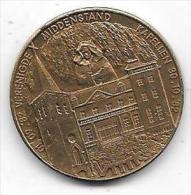 1 JACOBUS 1982 - 1232 HOGHESCOTE CAPPELLEN KAPELLEN 1982 750 JAAR - Gemeentepenningen