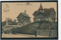 LE TOUQUET PARIS PLAGE - Le Village Suisse (tramway) - Le Touquet