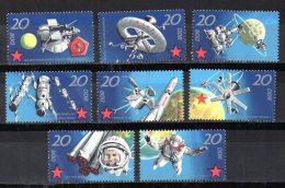 LOTE 450  ///  ALEMANIA DDR 1970  -  YVERT Nº: 1326/33    MNH**          LIQUIDATION!!!!!!!!! - Unused Stamps