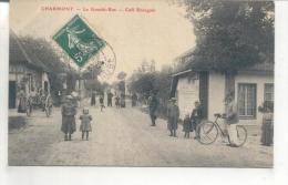 Charmont, La Grande Rue, Café Bourgoin - Ohne Zuordnung