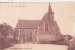 LE CHâTELLIER : L'Eglise - Le Châtellier