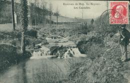 BE HUY / Le Hoyoux, Les Cascades / - Huy
