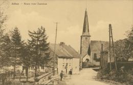 BE JALHAY / Route Vers Charneux Et L'Eglise / - Jalhay