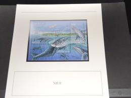NIUE - Bloc Luxe Avec Texte Explicatif - Belle Qualité - À Voir -  N° 11667 - Niue