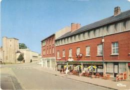 ABBEVILLE  CAFE TABAC  DE LA GARE ROUTIERE - Abbeville