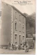 FRESNAY-sur-SARTHE  - HOTEL DU CHENE D'OR - M. DUBUISSON   Rue Richard  -  FRESNAY S/ SARTHE - France
