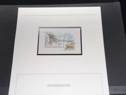 OUZBEKISTAN - Bloc Luxe Avec Texte Explicatif - Belle Qualité - À Voir -  N° 11670 - Ouzbékistan
