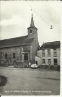 Bois Et Borsu -- L Eglise Et La Maison Communale.     (2 Scans) - Clavier