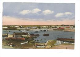AFD.0191/ Beira - Bridge & Station - Mozambique