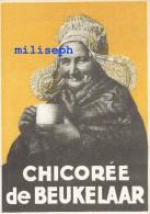 Carte Postale - CHICOREE De BEUKELAAR - Anvers -             (4108) - België