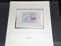 MALI - Bloc Luxe Avec Texte Explicatif - Belle Qualité - À Voir -  N° 11675 - Mali (1959-...)