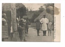 AFD.0208/ View Of Village St. Kor - Monrovia - Liberia