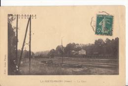 -02-la Ferte Milon   La Gare - Frankrijk