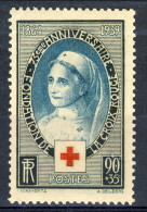 Francia 1939  N. 422 C. 90+35 Pro Croce Rossa MNH GO Catalogo € 17 - Francia