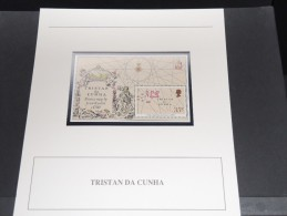 TRISTAN DA CUNHA - Bloc Luxe Avec Texte Explicatif - Belle Qualité - À Voir -  N° 11684 - Tristan Da Cunha
