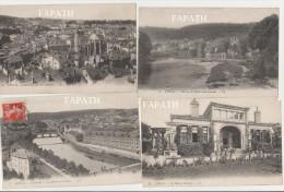 10 SCANS  - 88 - ÉPINAL - Lot De 20 Cartes Postales Anciennes L.L.