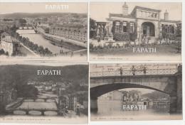 10 SCANS  - 88 - ÉPINAL - Lot De 20 Cartes Postales Anciennes L.L. - Cartes Postales