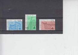PAESI BASSI 1989 - Unificato  1331/33** - Navigazione - Marittimi