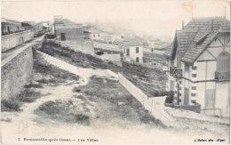 BOUISSEVILLE (près Oran). Les Villas. 2 - Algérie