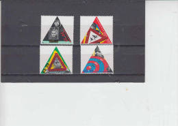 PAESI BASSI 1985 - Unificato  1251/54** - Infanzia - Traffico - Infanzia & Giovinezza