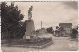 ARVEYRES LE MONUMENT AUX MORTS CPSM 9X14 - Autres Communes