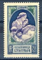 Francia 1939 N. 440 C. 70+80 Pro Natalità MNH GO Catalogo € 6 - Ungebraucht