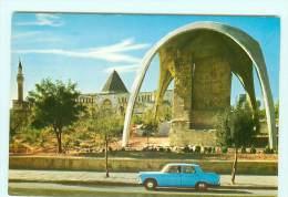 GEZ DÜNYAYI GÖR KONYAYI / Peugeot 404 , Automobile , Voiture Ancienne , Oldtimer - Turquie