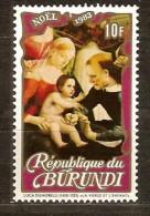 Burundi 1983 OCBnr 910 *** MNH   Noel Kerstmis Christmas - 1980-89: Neufs