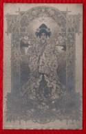 SOCIETE DES ARTISTES FRANCAIS Salon 1912 - Edouard FER - Portrait De Melle Jeannine H... En Japonaise - TBE - R/V - Peintures & Tableaux