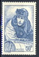 Francia 1940 N. 461 F. 50 Azzurro MNH GO Catalogo € 16,50 - Ungebraucht