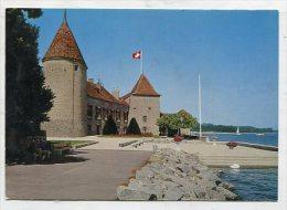 SWITZERLAND - AK 263832 Rolle - Chateau Et Quai - VD Waadt