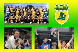Nantes (44) FCNA, 44 Ans En Ligue 1 - 1997 / 2001 Les Années Raynald Denoueix - Soccer