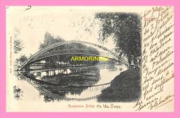 CPA Suspension Bridge  BEDFORD - Bedford