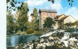 Belle Cpsm -       Environs De Gages -  Bergadus         AD1159 - Other Municipalities