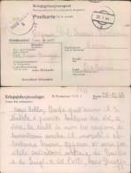 Pr83 - Prigioniero Di Guerra - Power Camp- Germania Per Serra-salerno - Guerre 1939-45