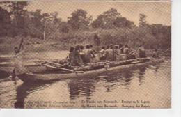 COB.093/ Congo Belge - En Marche Vers Biaramulo - Passage De La Kagera - Entier Postal - Congo Belge - Autres