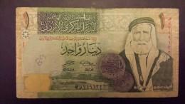 1 Dinar - 2006 - Jordanie