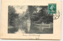 DEP 27 BERNAY CANOTAGE SUR LA CHARENTONNE - Bernay