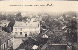 LUSIGNY SUR BARSE    VUE GENERALE - France