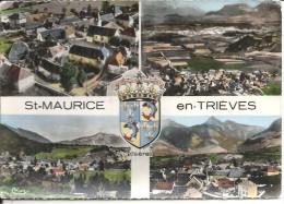 SAINT MAURICE EN TRIEVES ... MULTIVUES - France