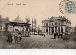 BERGUES GRAND'PLACE - Bergues